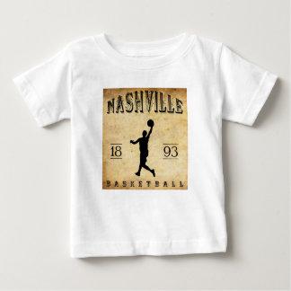 1893 Nashville Tennessee Basketball Tee Shirts