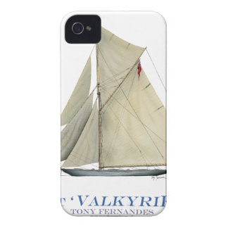 1893 Valkyrie iPhone 4 Case-Mate Case