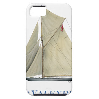 1893 Valkyrie iPhone SE/5/5s Case