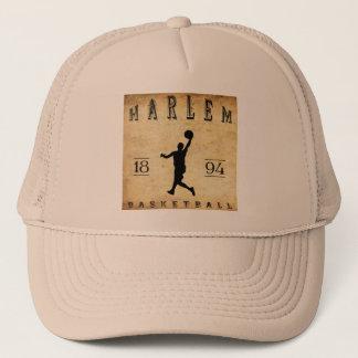 1894 Harlem New York Basketball Trucker Hat