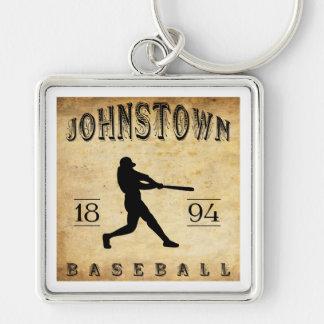 1894 Johnstown New York Baseball Keychain