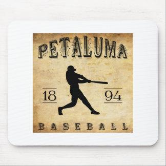 1894 Petaluma California Baseball Mouse Pad