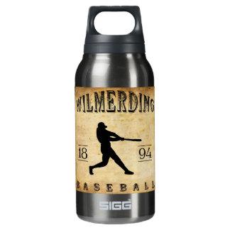 1894 Wilmerding Pennsylvania Baseball Insulated Water Bottle