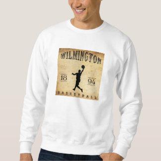 1894 Wilmington Delaware Basketball Sweatshirt