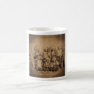 1895 Buffalo Bill Wild West Show Sioux Chiefs Mug