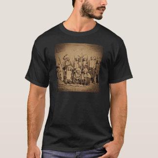 1895 Buffalo Bill Wild West Show Sioux Chiefs T-Shirt
