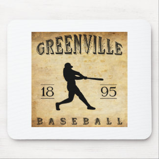 1895 Greenville New Hampshire Baseball Mouse Pad