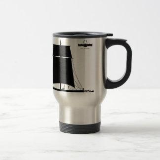 1895 Humber Keel - tony fernandes Travel Mug
