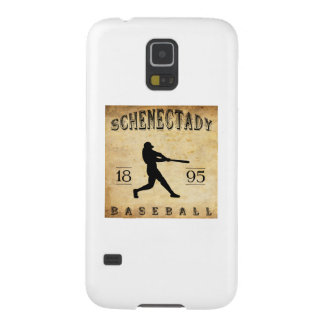 1895 Schenectady New York Baseball Galaxy S5 Covers