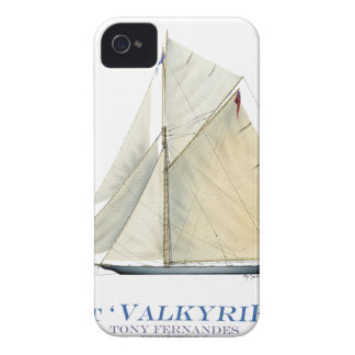 1895 Valkyrie iPhone 4 Case