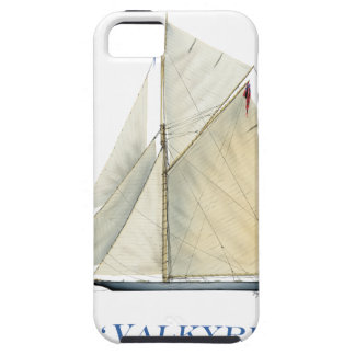 1895 Valkyrie iPhone SE/5/5s Case