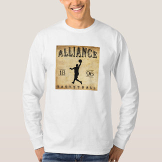 1896 Alliance Ohio Basketball T-Shirt