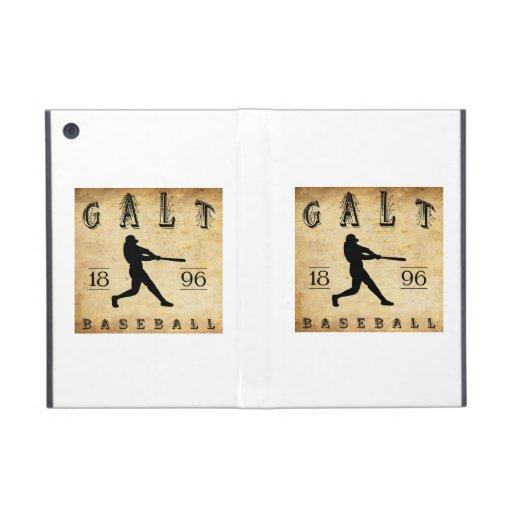 1896 Galt Ontario Canada Baseball Covers For iPad Mini