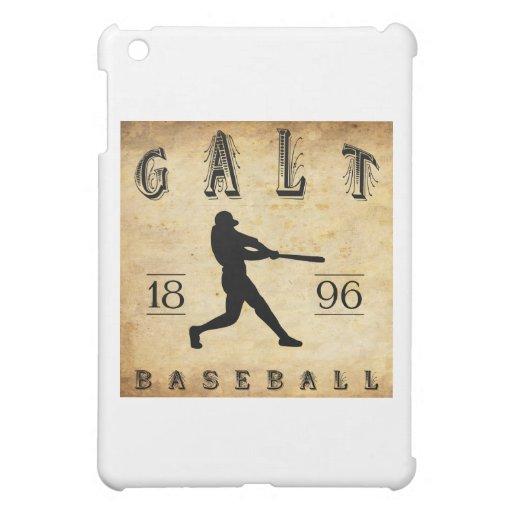 1896 Galt Ontario Canada Baseball Case For The iPad Mini