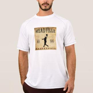 1896 Meadville Pennsylvania Basketball T-Shirt