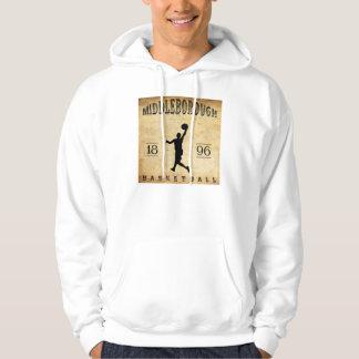 1896 Middleborough Massachusetts Basketball Pullover
