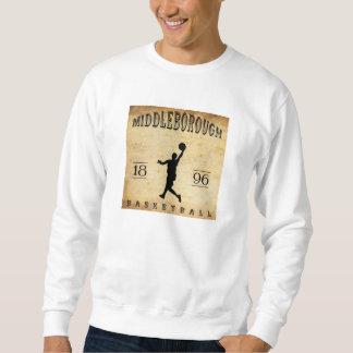 1896 Middleborough Massachusetts Basketball Sweatshirt