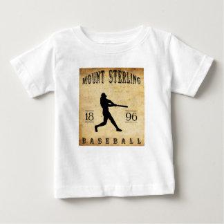 1896 Mount Sterling Kentucky Baseball Baby T-Shirt