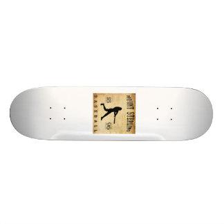 1896 Mount Sterling Kentucky Baseball Skateboard