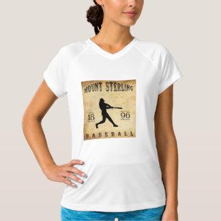 1896 Mount Sterling Kentucky Baseball T-Shirt