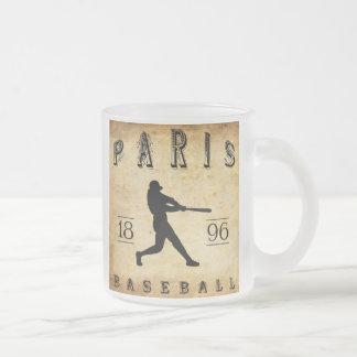 1896 Paris Kentucky Baseball Mug