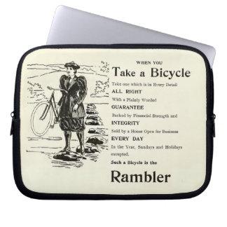 1896 Rambler Bicycle ad electronics bag