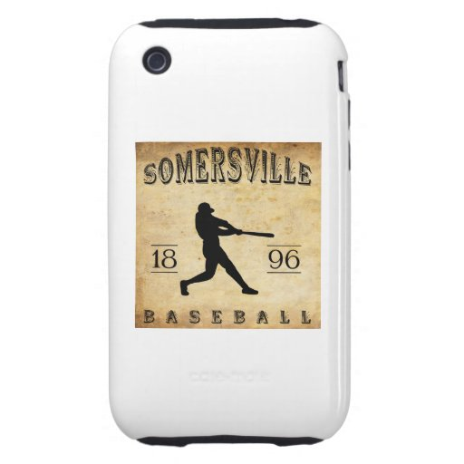 1896 Somersville New Hampshire Baseball iPhone 3 Tough Covers