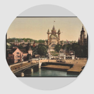 1897, Art Institute, Stockholm, Sweden classic Pho Stickers