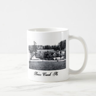 1897 Bear Creek Dam Coffee Mug