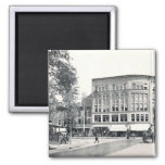 1897 Bennett Block Wilkes Barre Pa. Magnet