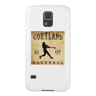 1897 Cortland New York Baseball Galaxy S5 Cover