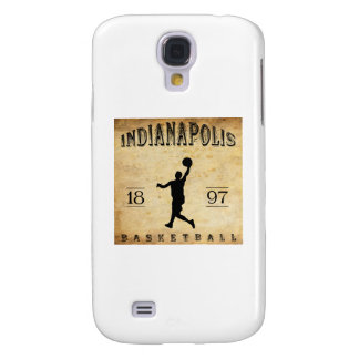 1897 Indianapolis Indiana Basketball Samsung Galaxy S4 Case
