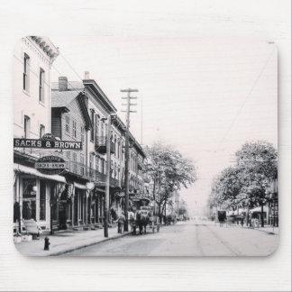 1897 Main St. Pittson Pa. Mousepad