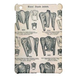 1897 Misses Bicycle Fashions Vintage iPad Mini Cases