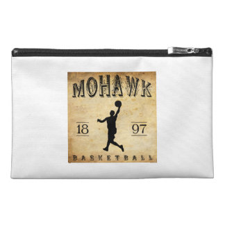 1897 Mohawk New York Basketball Travel Accessories Bag