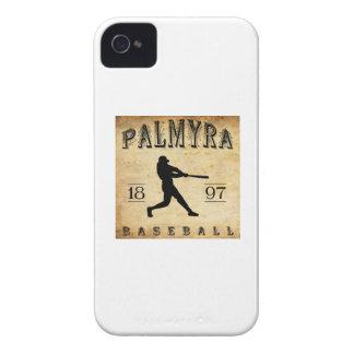1897 Palmyra New York Baseball iPhone 4 Cover