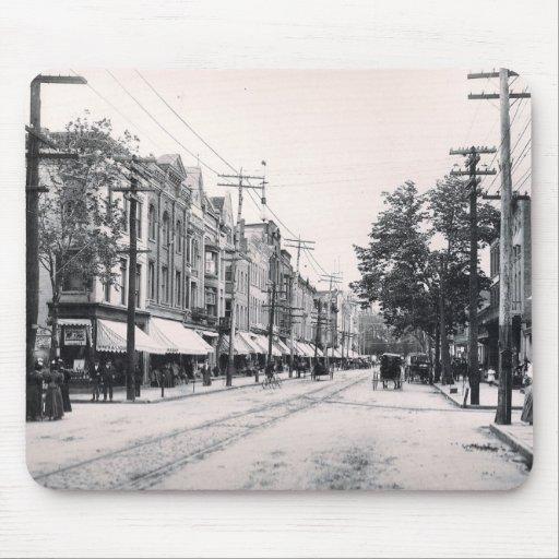 1897 South Main St. Wilkes Barre Pa. Mousepad
