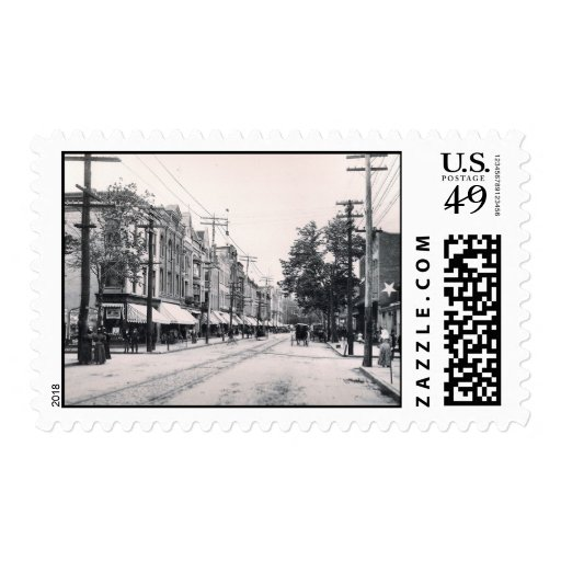 1897 South Main St. Wilkes Barre Pa. Postage Stamp