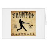 1897 Taunton Massachusetts Baseball Cards