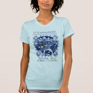 1897 Venice Art Poster T-Shirt