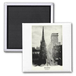 1898 Broadway New York City Magnet