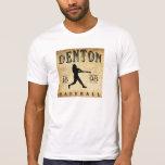1898 Denton Texas Baseball Tshirts