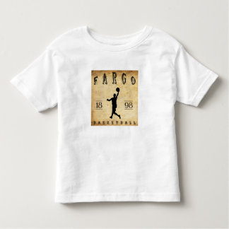 1898 Fargo North Dakota Basketball Toddler T-shirt