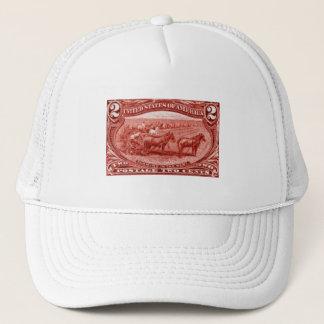 1898 Farming in the West Trucker Hat