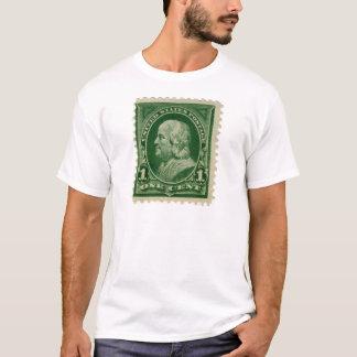 1898 Franklin Stamp T-Shirt