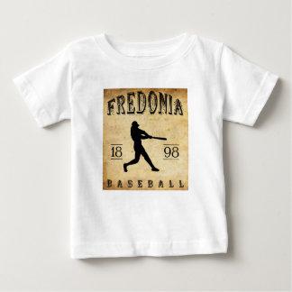 1898 Fredonia New York Baseball Baby T-Shirt