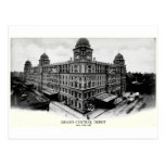 1898 Grand Central Depot Postcard