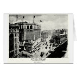 1898 Herald Square New York City Card