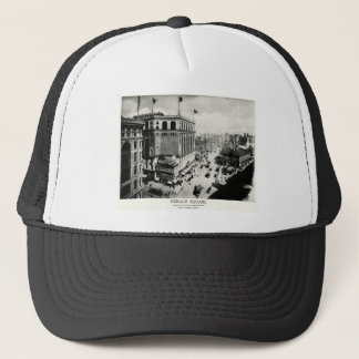 1898 Herald Square New York City Trucker Hat