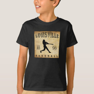 1898 Louisville Colorado Baseball T-Shirt